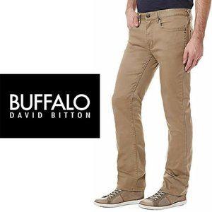 Buffalo Sam-X Slim Straight Stretch Jeans - 32x30